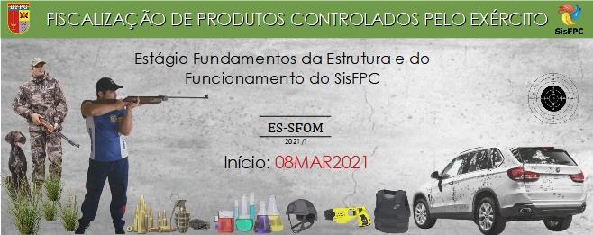 Estágio Fundamentos da Estrutura e do Funcionamento do SisFPC