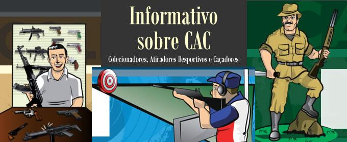 Informativo sobre CACs