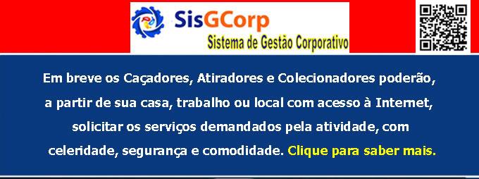 SisGCorp - Sistema de Gestão Corporativo